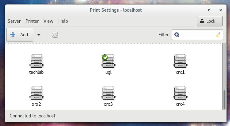 IT Ricoh Printer Installation on Linux